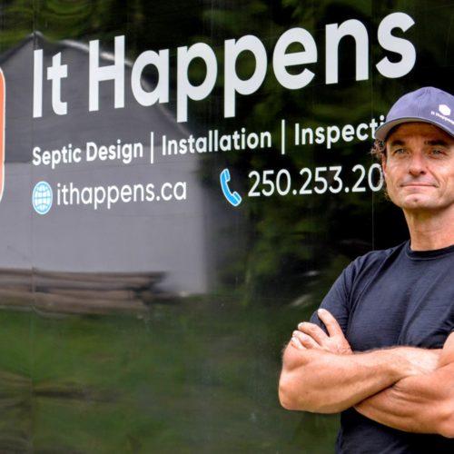 It Happens — Septic Design | Installation | Inspection
